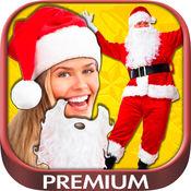 Selfie与圣诞老人  1