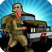 精锐陆军战力 FREE - 越野卡车生存康宏攻击 1