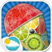 多汁的冻雪锥机 - 儿童冷冻食品 1.0.3