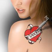 纹身改头换面照片展台 – 选择最适合你的纹身图案和墨你的
