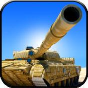 陆军坦克模拟器3D:卡车司机停车游戏 - 驱动器,种族和公园真正的现代军队的坦克和卡车
