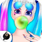 好莱坞时尚女孩化妆 - 美容沙龙游戏 1