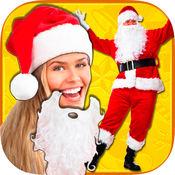 Selfie与圣诞老人 - 以自己的圣诞老人的照片和你的圣诞照