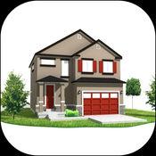 家庭设计 - 美丽的家庭外观设计 1.2