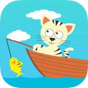 小猫钓鱼游戏免...