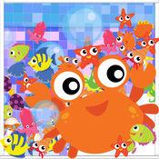 Sea Animals Puzzle - 动物庄园 數學 对于 小朋友 1.0.3