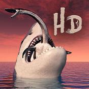 海龙鲨鱼攻击 - 对航海大头战士龙火力 1.5