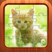 猫小猫宠物宝宝拼图儿童游戏 1.0.0