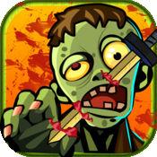 僵尸之剑防御 - 趣味快速怪物剑挥砍游戏 1
