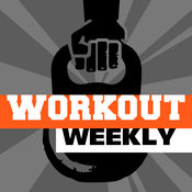 培训日程安排每周训练应用程序在一个星期的体育锻炼健身PR