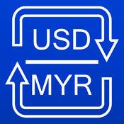 转换美元为马来西亚林吉特 - 转换马来西亚林吉特为美元 1.