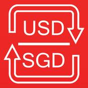 转换美元为新加坡元 - 转换新加坡元为美元 1.0.0