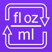 美式液量盎司到毫升轉換器  1.1.2