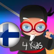 Professor Ninja Finnish 为儿童 1