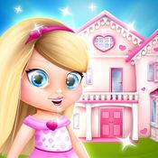 娃娃屋裝修女孩...