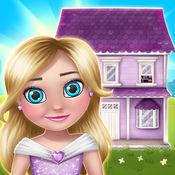 好玩的游戏娃娃屋裝修–装饰设计为你的房子室内装修 1.1