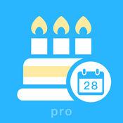 生日助手专业版-提前预告,生日纪念日提醒,鲜花贺卡蛋糕任你