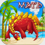 幼儿园园长培训 教數學 学加减 -  Dinosaur Games Kids 1.