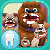 牙医的秘密生活. 牙医游戏男孩 动物医生诊所 最好的牙医游