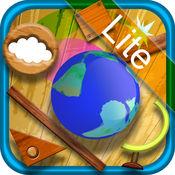 Rolling Globe HD Lite - 让我们在树中的秘密基地里玩耍 -