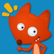 RunFox狐狸快跑-儿童启蒙英语交互式动画游戏 1.5.0