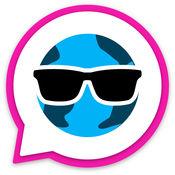 Tourist Chat: 寻找当地的好友 18.6