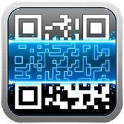 QR码阅读器和扫描仪。快速阅读和扫描QR码