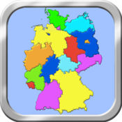 德国地图拼图 1.2