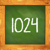 1024数学难题促 - 酷心灵戏弄游戏 1.2