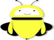 Beebot贴纸,设计:Moe Lwin Htaik 1