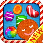 奇妙的薑糖果 - 宝石终极免费益智游戏 1.4