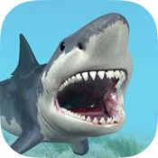 2016鲨鱼海底捕鱼模拟器 - 大白鱼狩猎斑点深海 1.4