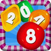 2048糖果合体传奇 - 美食甜点粉碎消消乐