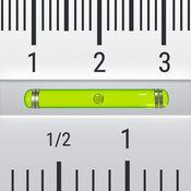 尺子水平仪-长度、功率、面积、温度重量换算器 1