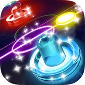 Glow Hockey HD : 焕发曲棍球高清 霓虹灯空气曲棍球 1