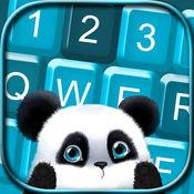 熊猫键盘 - 按键和锁屏主题 1