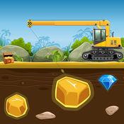 超级黄金挖掘机...