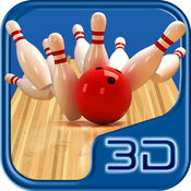 3D保龄球的运动...