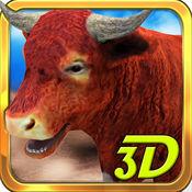 3D公牛模拟器 - ...