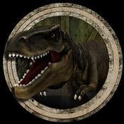 3D恐龙模拟器 - 疯狂的狂野之城恐龙猎人模拟游戏 1