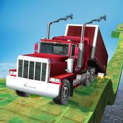 3D极限卡车停车模拟器 1