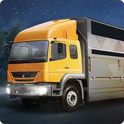 3D重型卡车货运模拟器 1