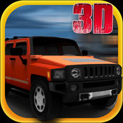 3D悍马模拟器 - 实时仿真和停车场游戏 1