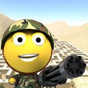 3D 迷宫: 黄金战...