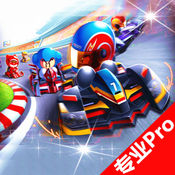 3D赛车游戏极品...