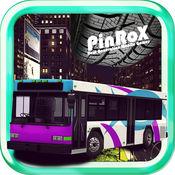 3D城市公共汽车 - 在线路线赛车游戏 1