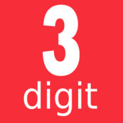 3digit 3桁暗算トレーニング 1.1.1