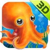 3D动物海洋版 for iPhone 1