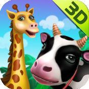 3D动物陆动版for iPhone 1