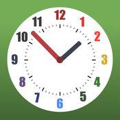 设置时钟 - 学习如何读时间 4.6.31